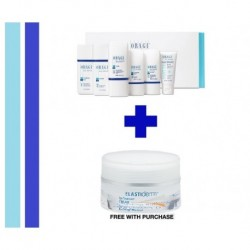 Obagi Nu-Derm Travel Set (normal to oily skin) + Free Elastiderm Eye Cream