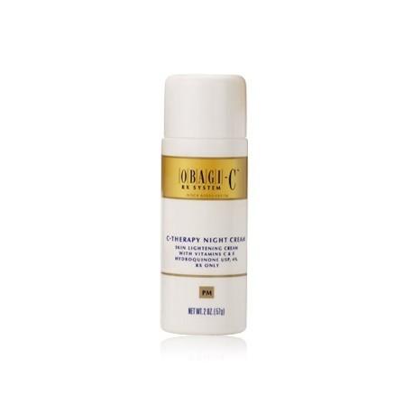 Obagi-C Therapy Night Cream 2 oz. (57g)